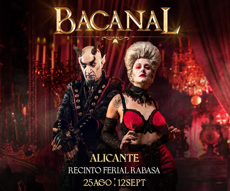 Bacanal Alicante
