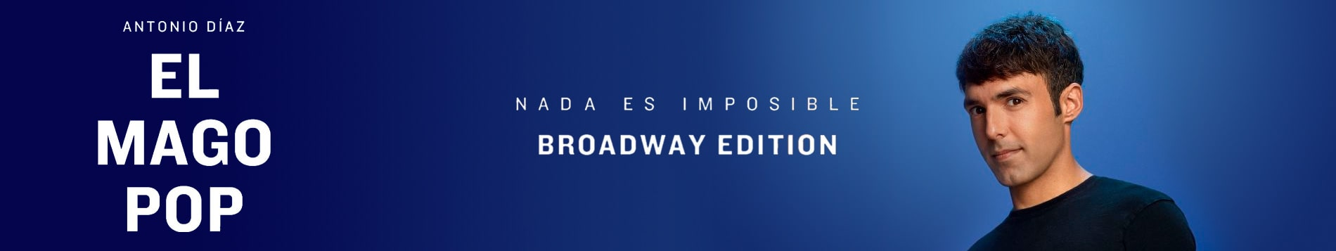 Mago Pop: Broadway Edition