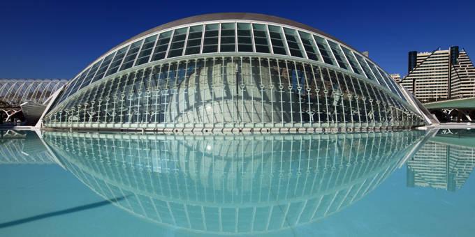 Ciutat de les Arts i les Ciències de València