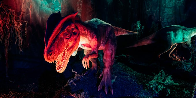 Dino World Expo