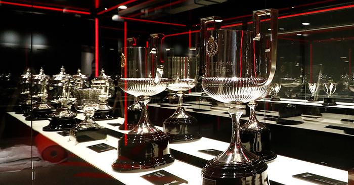 Territorio Atleti: Museo + Tour Wanda Metropolitano