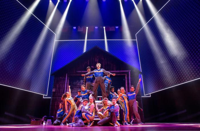 Grease, el musical