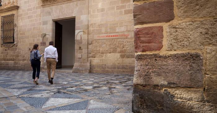 Museo Picasso Málaga - Entrada