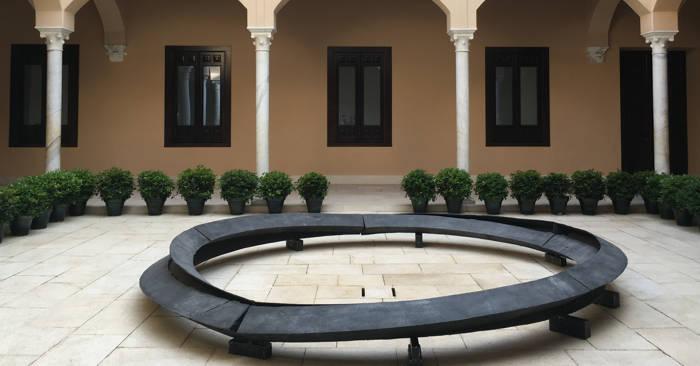 Picasso Museum Malaga - Inside2