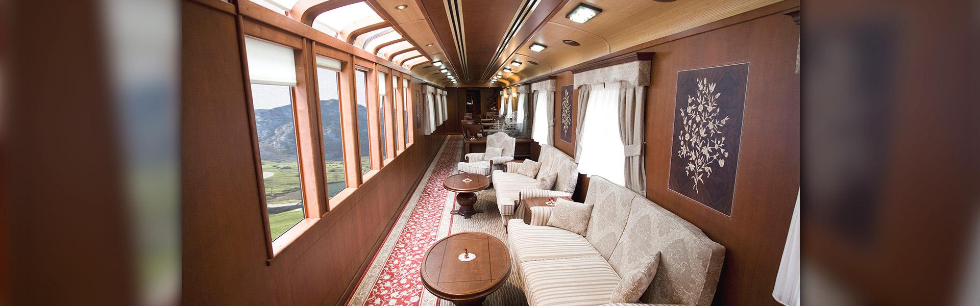 Tren Turistico Lujo